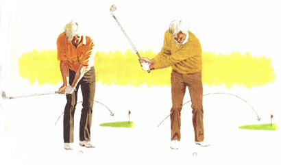 Fit The Swing To The Shot