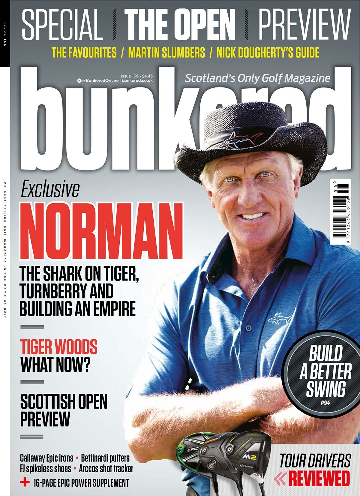 bunkered