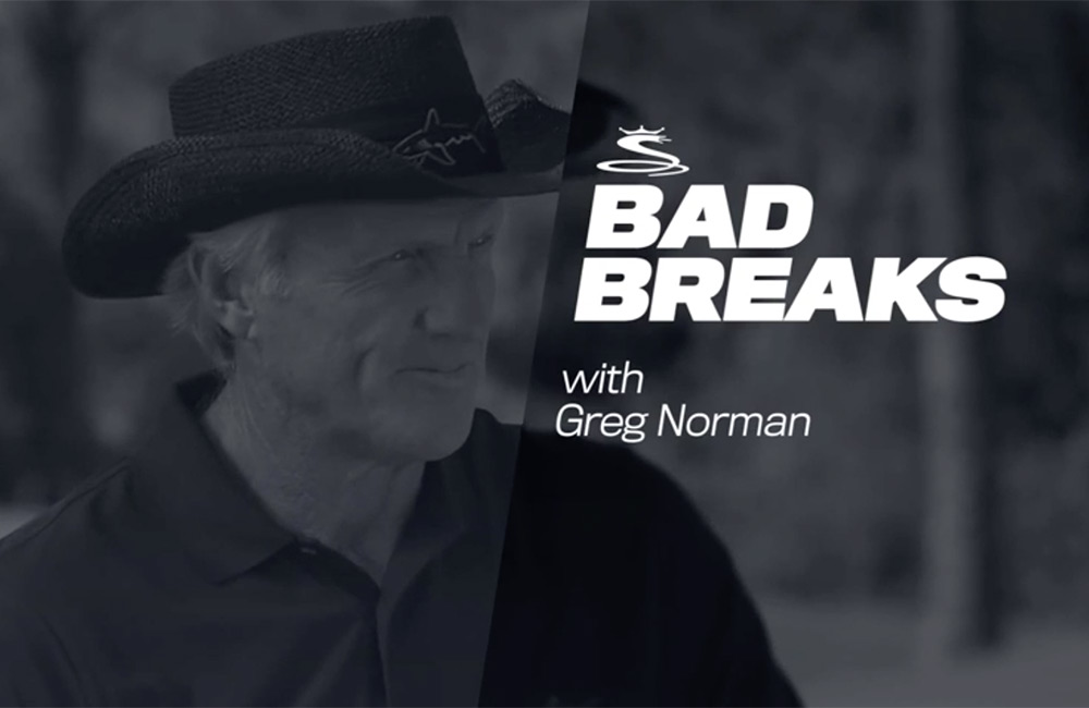 Bad Breaks With Greg Norman