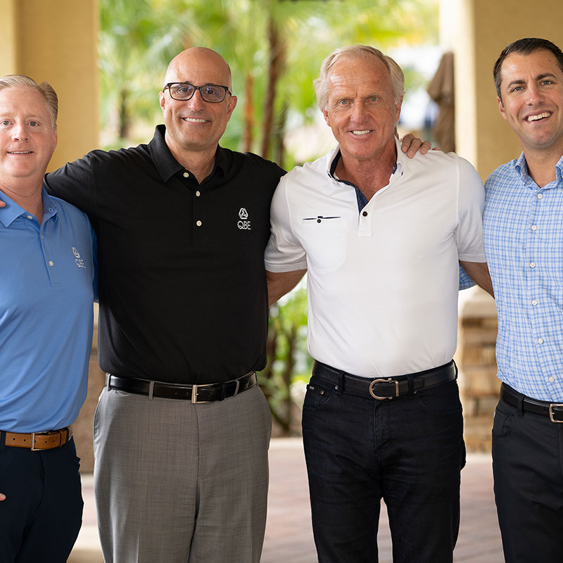 2019 QBE Shootout Media Day